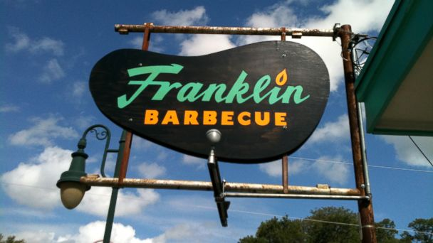 PHOTO: Franklin Barbecue, Austin, Texas.