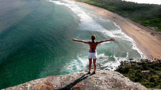 PHOTO: Barrenjoey Lighthouse Climb, Palm Beach, New South Wales, Australia