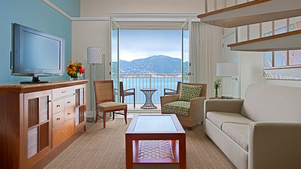 PHOTO: Frenchmans Reef & Morning Star Marriott Beach Resort has launched a virtual website that allows guests to see and explore views from the various guest rooms available at the resort before they book.