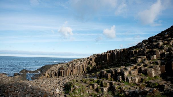 PHOTO: Giants Causeway; Bushmills, Ireland.