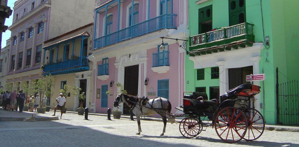PHOTO: Havana, Cuba tops TripAdvisors list of destinations on the rise.