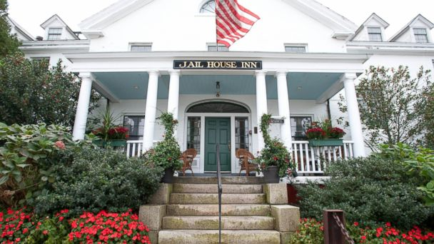 PHOTO: The Jailhouse Inn in Rhode Island is pictured here