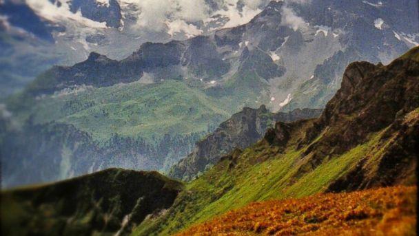 PHOTO: Schilthorn, Lauterbrunnen, Switzerland.