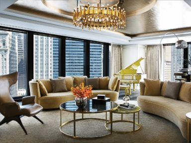 Photos: Hotel Suite of the Week: Infinity Suite at The Langham, Chicago