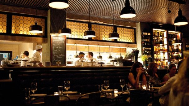 Locanda Verde at the Greenwich Hotel, New York City