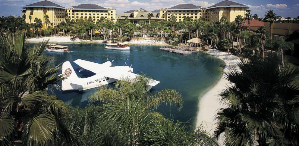 PHOTO: Loews Royal Pacific Resort at Universal Orlando