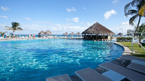 PHOTO: The Paradisus Cancun All Inclusive hotel is pictured here.