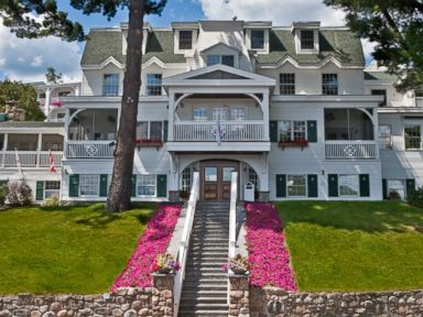 Photos: Summer's a great time to visit this inn in the Adirondack Mountains.