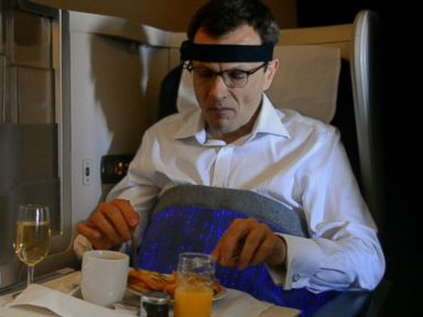 Airline's 'Happiness Blankets' Change Color, Depending on Mood