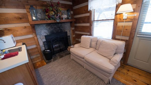 This Year 39 S 7 Most Romantic Cabins Abc News