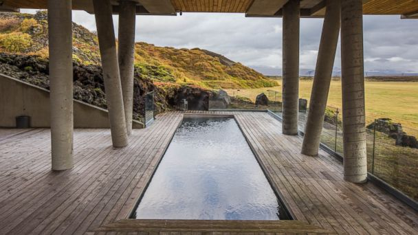 PHOTO: The ION Luxury Adventure Hotel in Iceland is seen in this undated file photo.
