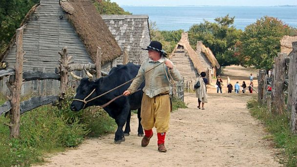 PHOTO: Plimoth Plantation