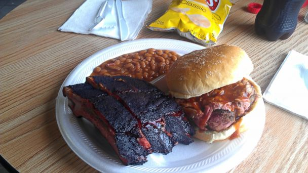 PHOTO: Poppa's BBQ, Clearwater, Florida.