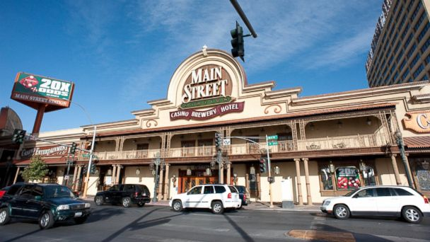 PHOTO: Main Street Station Hotel, Las Vegas