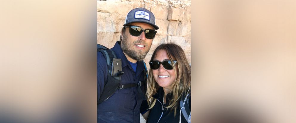 PHOTO: Stefanie Payne and her partner, Jonathan Irish, have put their lives in Washington D.C. on hold for a year in order to take a road trip to each of the nations 59 national parks.