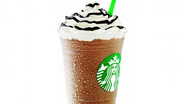 PHOTO: Starbucks Frappuchinos