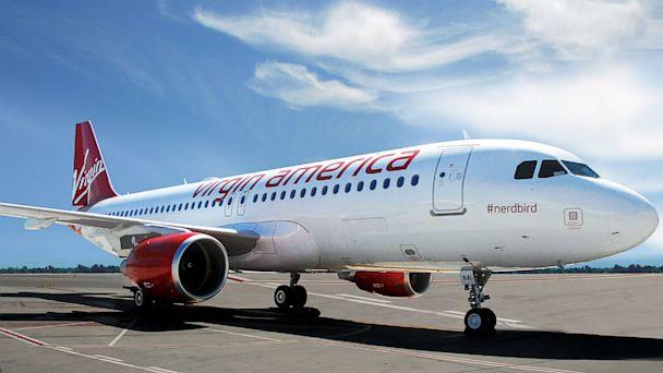 HT virgin america tk 130910 16x9 608 Virgin America Named Best at Passenger Choice Awards