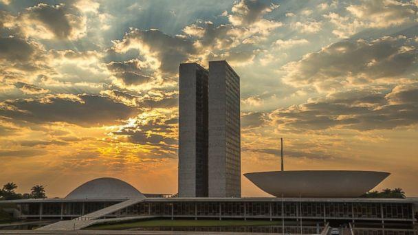 PHOTO: The Congreso Nacional in Brasilia, Brazil.