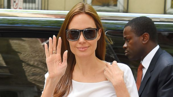 PHOTO: Angelina Jolie out in Manhattan, NYC.