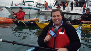 Splash Ball: Looking for World Series Souvenirs in McCovey Cove