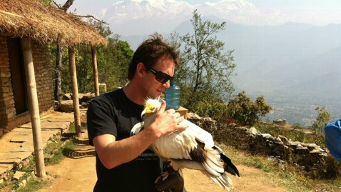 abc Scott and Kevin kb 130611 wblog Parahawking: Paragliding With Vultures in Nepal