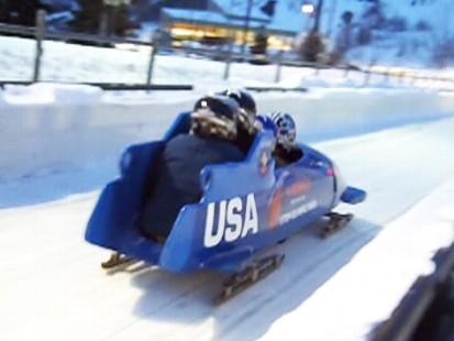 Video: Bobsleding 101 in Park City, Utah.