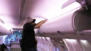 Video: American Airlines remake their 737s.