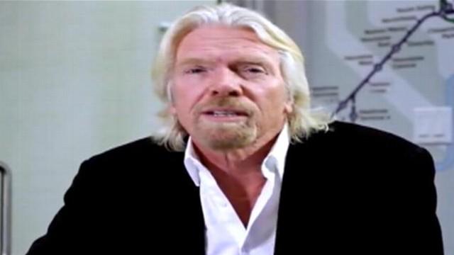 VIDEO: Sir Richard Branson