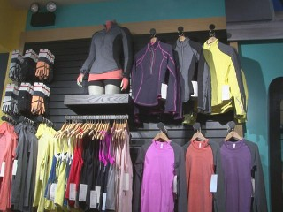 'Sheerness' Leads to Lululemon Pants Shortage