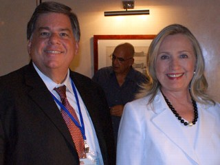 Around the World with Secretary of State Hillary Rodham Clinton