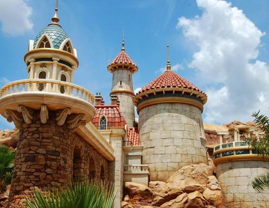 New Disney World Fantsyland