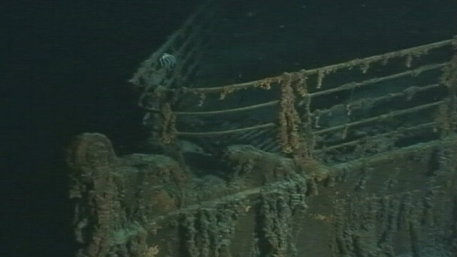 VIDEO: Thirteen-day trip includes undersea adventure to ships wreckage for $12,500.
