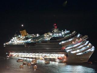 Carnival Cruise Ship Disaster 2013