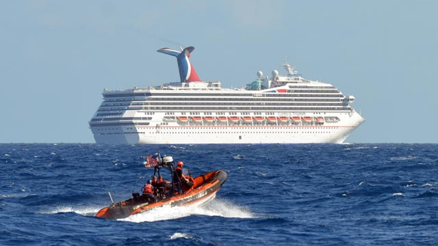 Carnival Apologizes for Stranded Ship