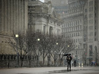'Snowquester' Hits the Northeast