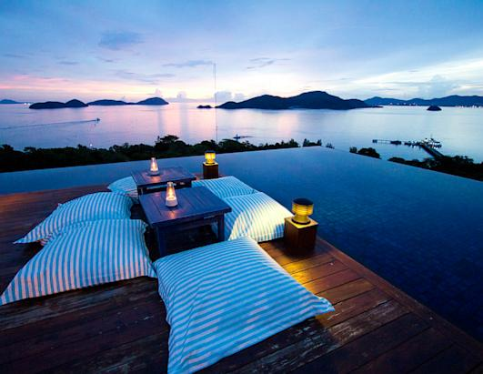 Baba's Nest resort in Phuket, Thailand