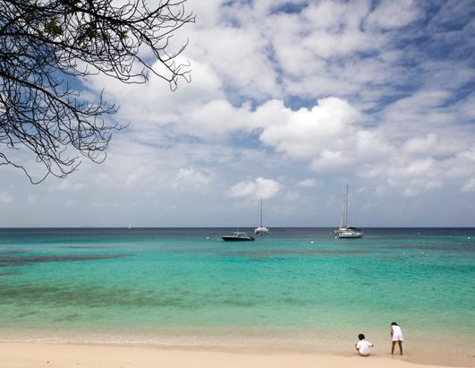 Island of Mustique 