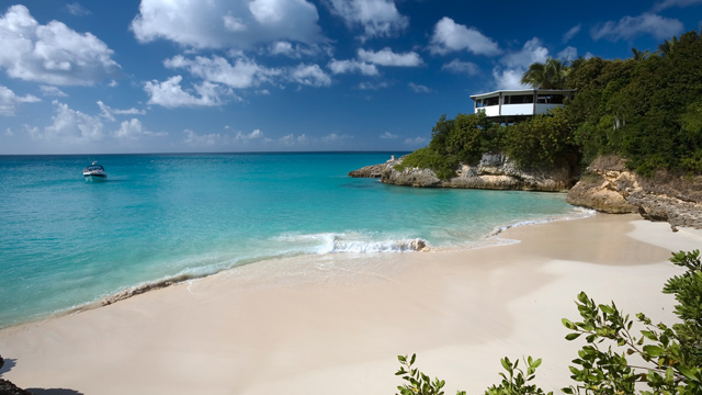 PHOTO: Meads Bay in Anguilla.