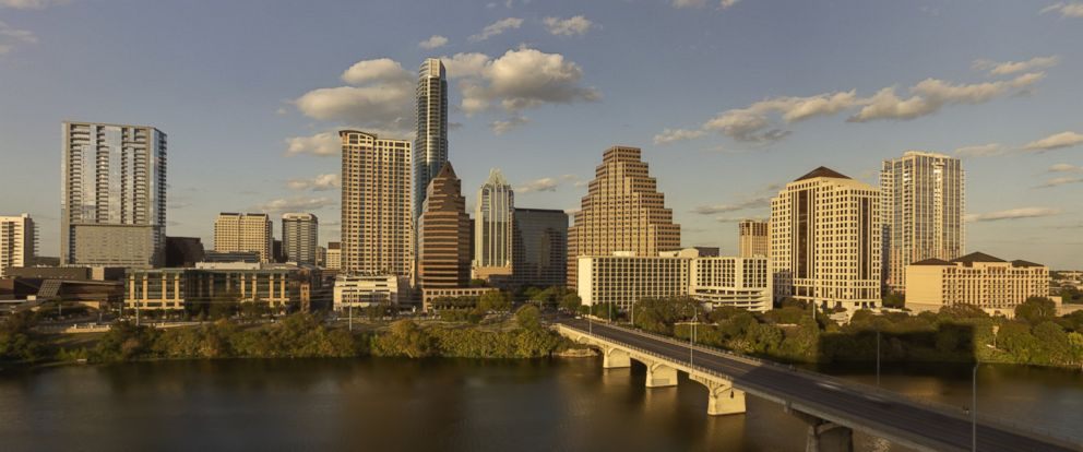 PHOTO: Austin, Texas is seen in this undated photo.