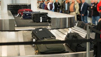 PHOTO: Baggage claim conveyor at Philadelphia International Airport in this 2010 file photo.