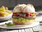 PHOTO: A hamburger is seen in this undated stock photo. TripAdvisor has named the best burger restaurants in the U.S.