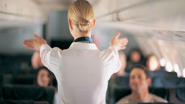 PHOTO: The job of the flight attendant has changed dramatically over the past 10 years, with airborne breakdowns more commonplace.