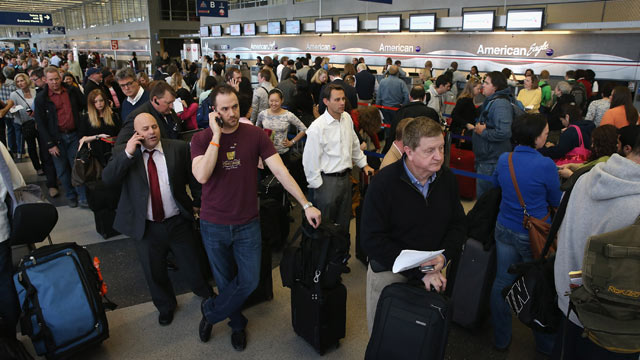 PHOTO: Here are six way to deal with FAA furlough delays.