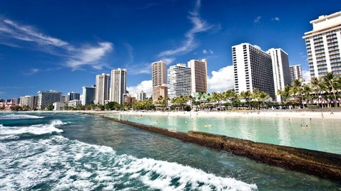 gty honolulu waikiki beach jef 130611 wblog Summers Priciest Vacation Destinations