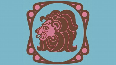 PHOTO: Leo Zodiac Symbol
