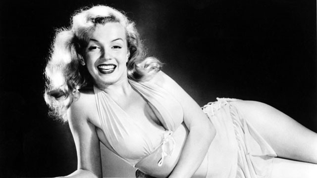 PHOTO: American actress Marilyn Monroe circa 1950.