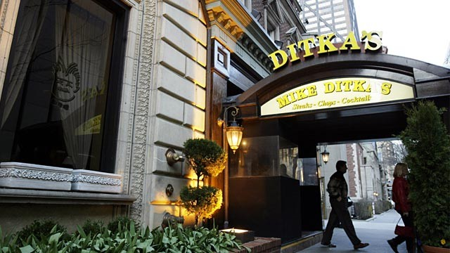 PHOTO: Mike Ditka's Restaurant
