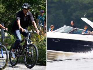Obama vs. Romney: Vacation Smack Down