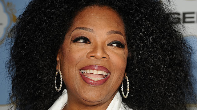 PHOTO: Oprah Winfrey attends the 6th annual Essence Black Women In Hollywood awards luncheon at the Beverly Hills Hotel, Feb. 21, 2013, in