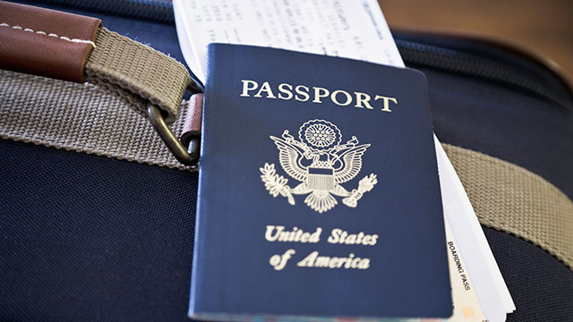 PHOTO: Losing your passport while traveling can be very frustrating.